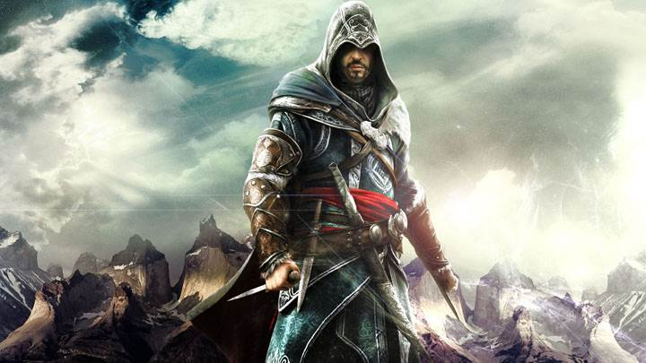 Assassins Creed Revelations – Ezio Near Mountains